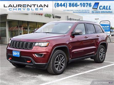 2017 Jeep Grand Cherokee Trailhawk (Stk: 20237A) in Sudbury - Image 1 of 30