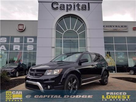 2019 Dodge Journey Crossroad (Stk: P3006) in Kanata - Image 1 of 29