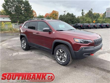 2020 Jeep Cherokee Trailhawk (Stk: 200643) in OTTAWA - Image 1 of 20