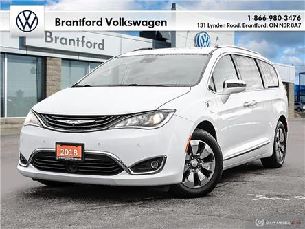 2018 Chrysler Pacifica Hybrid Limited (Stk: TI20588A) in Brantford - Image 1 of 30
