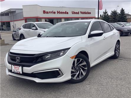2019 Honda Civic EX (Stk: U19871) in Barrie - Image 1 of 26