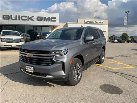 2021 Chevrolet Tahoe LT (Stk: 46780) in Strathroy - Image 1 of 8