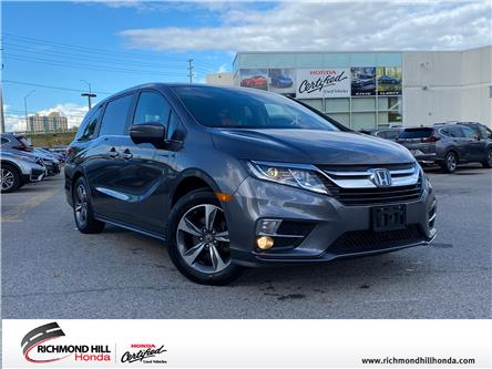 2019 Honda Odyssey EX-L (Stk: 202498P) in Richmond Hill - Image 1 of 29