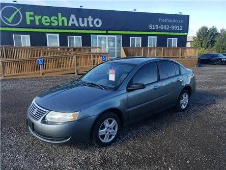 2006 Saturn ION  (Stk: 5716a Ingersoll) in Ingersoll - Image 1 of 18