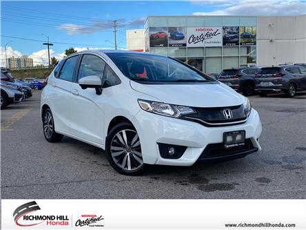 2017 Honda Fit EX (Stk: 203321P) in Richmond Hill - Image 1 of 19