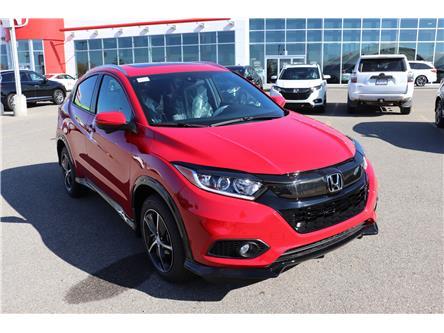 2020 Honda HR-V Sport (Stk: 2200797) in Calgary - Image 1 of 10