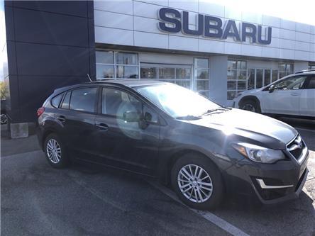 2016 Subaru Impreza 2.0i (Stk: P760) in Newmarket - Image 1 of 4