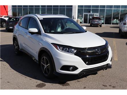 2020 Honda HR-V Sport (Stk: 2200730) in Calgary - Image 1 of 10
