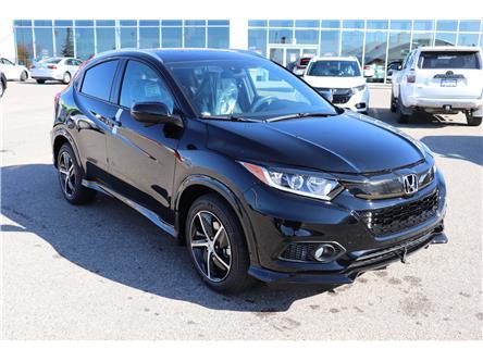 2020 Honda HR-V Sport (Stk: 2200748) in Calgary - Image 1 of 10