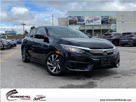 2017 Honda Civic EX (Stk: 203241P) in Richmond Hill - Image 1 of 22