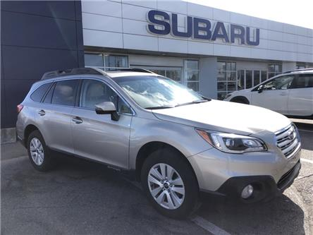 2017 Subaru Outback 2.5i Touring (Stk: P743) in Newmarket - Image 1 of 4