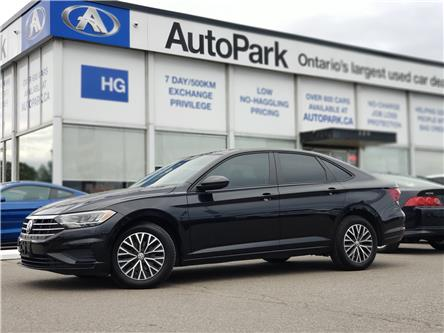 2019 Volkswagen Jetta 1.4 TSI Highline (Stk: 19-00888) in Brampton - Image 1 of 21