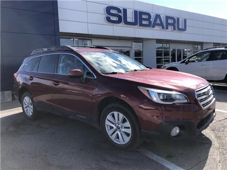 2017 Subaru Outback 3.6R Touring (Stk: P762) in Newmarket - Image 1 of 6