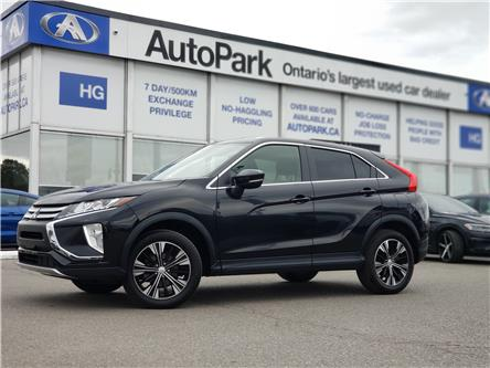 2019 Mitsubishi Eclipse Cross ES (Stk: 19-04786RJB) in Brampton - Image 1 of 19