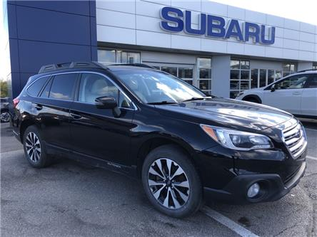 2017 Subaru Outback 2.5i Limited (Stk: P757) in Newmarket - Image 1 of 8