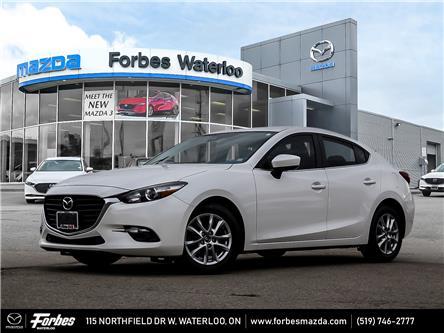2018 Mazda Mazda3  (Stk: A6468A) in Waterloo - Image 1 of 23