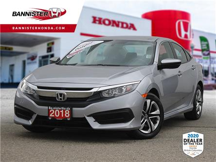 2018 Honda Civic LX (Stk: L20-099) in Vernon - Image 1 of 13