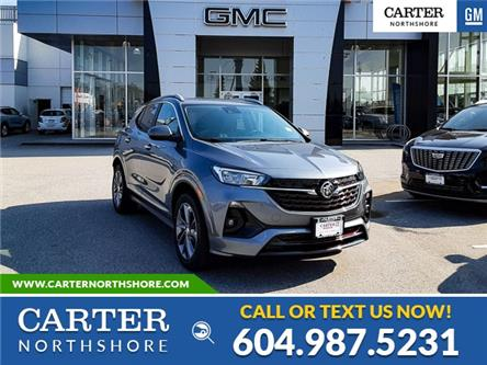 2020 Buick Encore GX Select (Stk: K3179T) in North Vancouver - Image 1 of 12