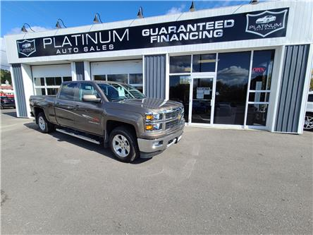 2015 Chevrolet Silverado 1500 1LT (Stk: 169277) in Kingston - Image 1 of 14