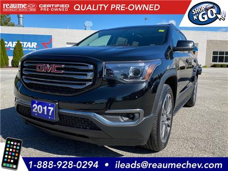 2017 GMC Acadia SLT-1 (Stk: L-4379) in LaSalle - Image 1 of 25