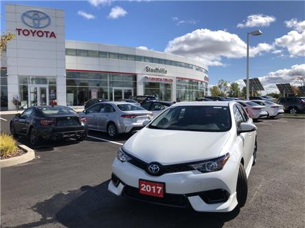 2017 Toyota Corolla iM Base (Stk: P2312) in Whitchurch-Stouffville - Image 1 of 15