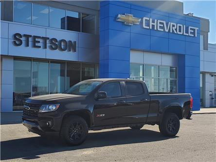 2021 Chevrolet Colorado Z71 (Stk: 21-005) in Drayton Valley - Image 1 of 14