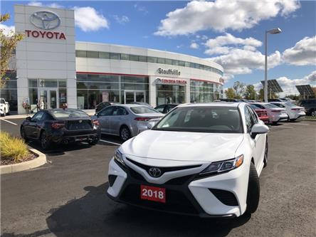 2018 Toyota Camry SE (Stk: P2316) in Whitchurch-Stouffville - Image 1 of 18