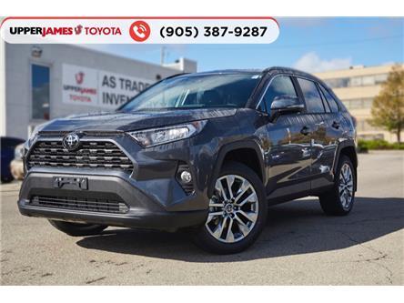 2021 Toyota RAV4 XLE (Stk: 210030) in Hamilton - Image 1 of 22