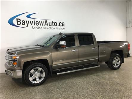 2015 Chevrolet Silverado 1500 2LZ (Stk: 37233W) in Belleville - Image 1 of 30