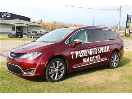 2019 Chrysler Pacifica Limited (Stk: KT075) in Rocky Mountain House - Image 1 of 26