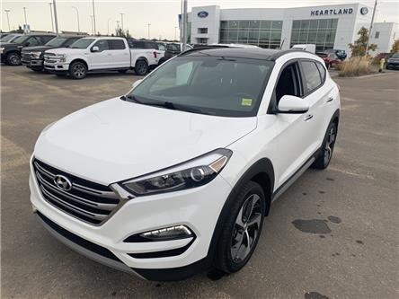 2017 Hyundai Tucson SE (Stk: LSC058A) in Ft. Saskatchewan - Image 1 of 23