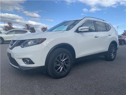 2016 Nissan Rogue SL Premium (Stk: LC589663AA) in Bowmanville - Image 1 of 28