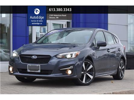 2017 Subaru Impreza Sport-tech (Stk: A0348) in Ottawa - Image 1 of 29