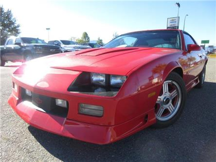 1992 Chevrolet Camaro Z28 (Stk: 16775L) in Cranbrook - Image 1 of 16