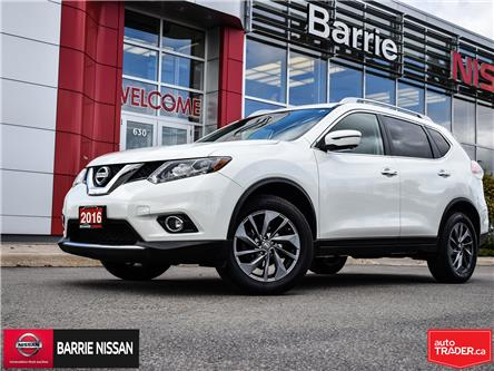 2016 Nissan Rogue SL Premium (Stk: P4728) in Barrie - Image 1 of 21