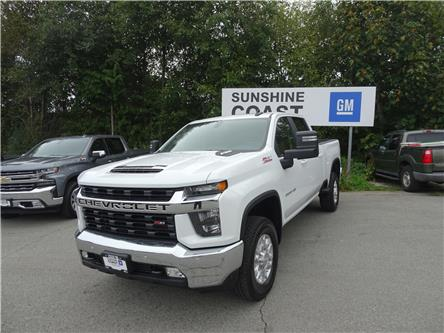 2020 Chevrolet Silverado 3500HD LT (Stk: CL293643) in Sechelt - Image 1 of 21
