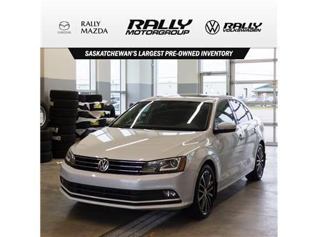 2017 Volkswagen Jetta 1.8 TSI Highline (Stk: 2017A) in Prince Albert - Image 1 of 10