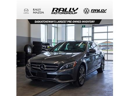 2017 Mercedes-Benz C-Class Base (Stk: V1339) in Prince Albert - Image 1 of 14
