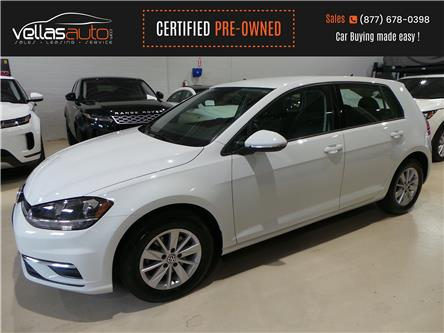 2019 Volkswagen Golf 1.4 TSI Comfortline (Stk: NP5853) in Vaughan - Image 1 of 22