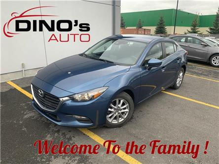 2017 Mazda Mazda3 GS (Stk: 152155) in Orleans - Image 1 of 26