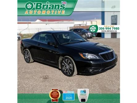 2013 Chrysler 200 S (Stk: 13804A) in Saskatoon - Image 1 of 21