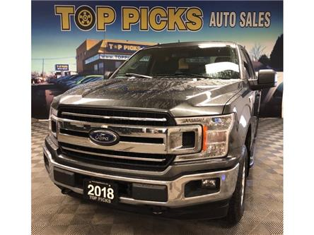 2018 Ford F-150 XLT (Stk: D07365) in NORTH BAY - Image 1 of 26