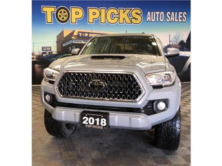 2018 Toyota Tacoma SR5 (Stk: 031718) in NORTH BAY - Image 1 of 26