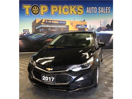 2017 Chevrolet Cruze LT Auto (Stk: 229081) in NORTH BAY - Image 1 of 27