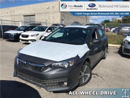2020 Subaru Impreza 5-dr Touring w/Eyesight (Stk: 34713) in RICHMOND HILL - Image 1 of 21