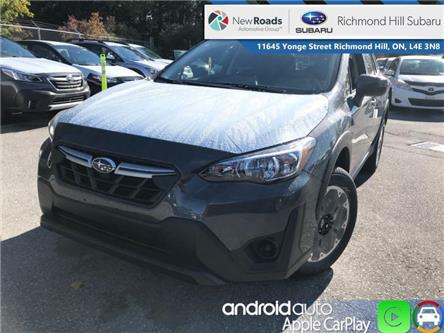 2021 Subaru Crosstrek Convenience w/Eyesight (Stk: 35543) in RICHMOND HILL - Image 1 of 22