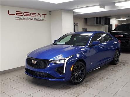 2020 Cadillac CT4 V-Series (Stk: 209023) in Burlington - Image 1 of 17