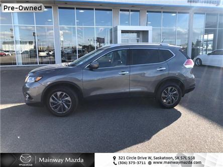 2016 Nissan Rogue SL (Stk: M20246A) in Saskatoon - Image 1 of 17