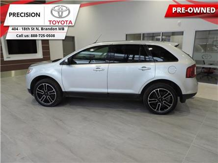 2014 Ford Edge SEL (Stk: 194371) in Brandon - Image 1 of 23