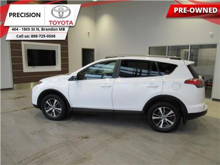 2017 Toyota RAV4 AWD XLE (Stk: 200831) in Brandon - Image 1 of 18